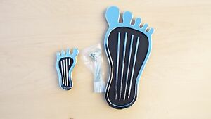 Chrome Barefoot Foot Hot Or Rat Rod Gasser Gas Dimmer Accelerator Pedal Cover