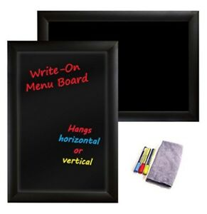 Mystiglo Led Illuminated Write on Menu Board