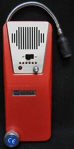 Tif Tif8800a Combustible Gas Detector With Case Charger And Batteries