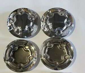 1998 2011 Ford Crown Victoria P71 Center Hub Cap Wheel Cover Used Set Of 4