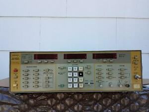 Wiltron 6660a Programmable Sweep Generator