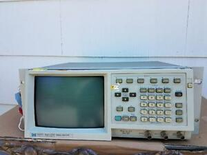 Hp 54200d Mhz Digital Oscilloscope