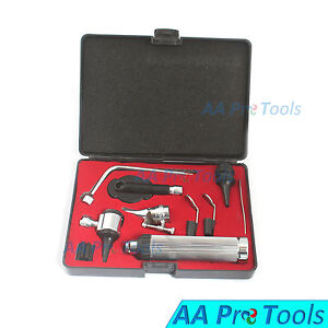 Aa Pro Ent Opthalmoscope Otoscope Nasal Larynx Diagnostic Set