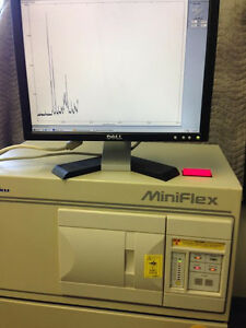 Rigaku Miniflex Xrd X ray Diffractometer Includes Jade Demonstration Software