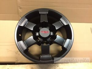 16 Trail Teams Trd Style Wheels Rims Fits 1990 1997 Toyota Land Cruiser