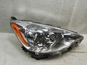 12 13 14 Toyota Prius V Halogen Rh Headlight Headlamp 2012 2013 2014 Oem A1116