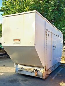 Stamford Diesel Electric Generator Detroit Engine 700 Kva only 169 Hours