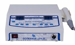 Ultrasound Ultrasonic Therapy Equipment Personal Use Pain Relief 1 Mhz