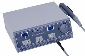 New Professional Physical Therapy Machine Ultrasound Machine 1mhz With Programs