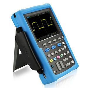 Micsig Handheld Portable Digital Oscilloscope Isolated 100 200mhz 2 Ch Ms500 300
