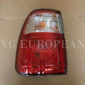 Lexus Genuine Lx470 Drivers Side Rear Left Outer Tail Lamp Lens 1998 2005