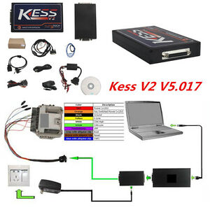 Kess V2 V5 017 Obd2 Manager Tuning Car Truck Ecu Programmer No Tokens Limitation