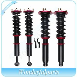 Full Set Coilovers For 1998 02 Honda Accord 1999 2003 Acura Tl 2001 03 Acura Cl
