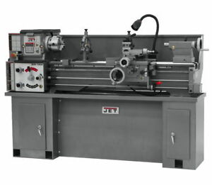 New Jet 321360a Bdb 1340a Belt Drive Bench Lathe
