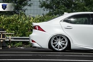 19 Rohana Rc10 Machined Silver Concave Rims For Lexus Is250 Is350 Honda Accord