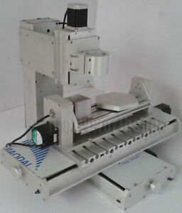 5 Axis Cnc 3040 Router Table Engraving Drilling Milling Machine Carving 1500w