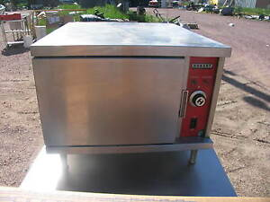 Hobart 3 Pan Convection Steamer Deli Seafood Carry Out Steamfresh Oven Hsf 3