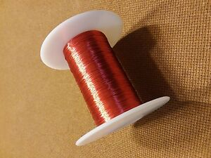 Magnet Wire 24 Awg Gauge Copper 2 Oz