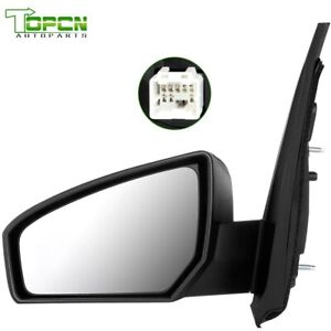 For 2007 2012 Nissan Sentra 2 0l 2 5l New Brand Power View Driver Side Mirror Lh