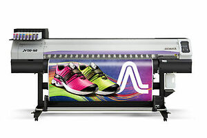 Mimaki Jv150 160 60 Wide Format Eco Solvent dye Sublimation Printer