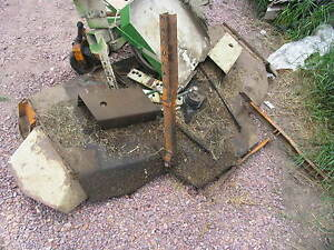 Woods L59 Belly Mower Deck Allis Chalmers Rc Wc Wd Wd45