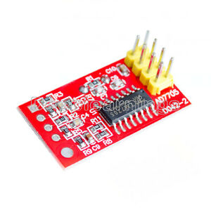 New Ad7705 Dual 16 bit Adc Data Acquisition Spi Compatible Module Board