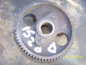 Vintage Ford 1520 Diesel Tractor governor Gear Weights