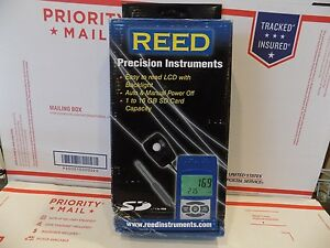 Standard Reed Instruments Sd 4023 Sound Level Meter Datalogger 30 To 130db New