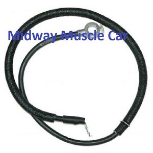 Spring Ring Positive Battery Cable 69 V8 Ho Ram Air Pontiac Gto Lemans Judge 3 4