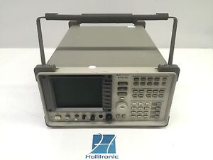 Hp Agilent 8563e Spectrum Analyzer 30hz 26 5ghz W 85620a Memory Module