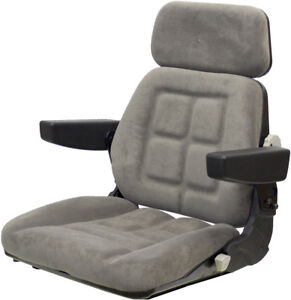 Amss Seat Assembly For Case Ih 7110 7120 7130 7140 7150 Tractors