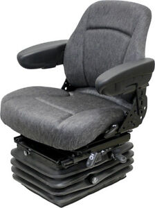 Amss6555 Seat And Suspension Assembly For Case Ih 7110 7120 7130 Tractors