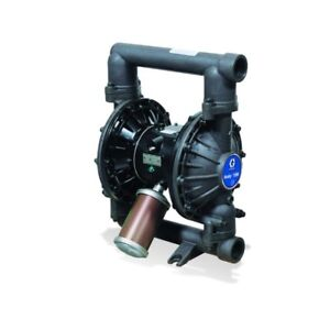 Db3ggg 1 5 Graco Air Operated Double Diaphragm Pump 1590