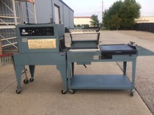 Renwrap Shrink Tunnel L sealer rennco Packaging Machines And Systems