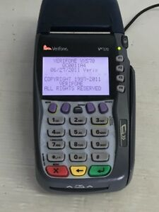 Verifone Vx570 12meg Ip Credit Card Machine Omni 5750 M257 503 02 na1