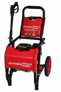 New 3200 Psi Pressure Washer Commercial Triplex Pump 2 82 Gpm 7hp Gas Engine