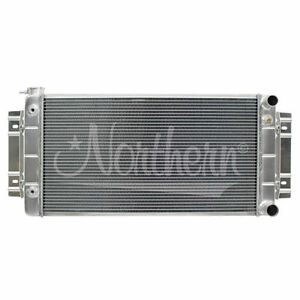 55 57 Chevy Bel Air Custom Aluminum Radiator For Ls1 Engine Swap Northern 205183