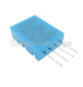 1 2 5 10pcs Dht11 Digital Temperature And Humidity Sensor Temperature Arduino F