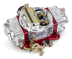 Holley Performance 0 76650rd Ultra Double Pumper Carburetor