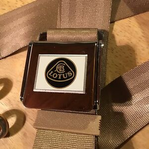Lotus Elite S1 Elan Roadster Coupe Super 7 Cortina Europa Elan 2 Seat Belt