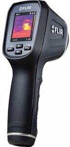 Flir Spot Thermal Camera Heat Gun Test Meter Lcd Usb Or Sd Compatible Lithium