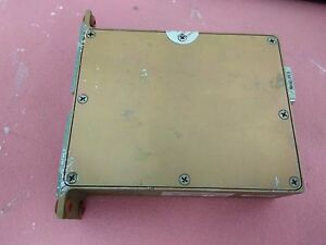 Microsource Snp101341001 Rf Microwave Synthersizer 10 575 13 35 Ghz