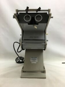 Vintage Bausch Lomb Optical Ortho rater 71 21 40 65