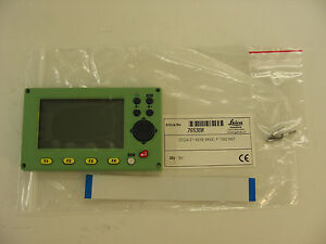 New Leica Gts24 Display 2nd Keyboard For Ts02 Total Station Pn 765308 Keypad