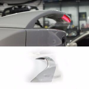 Rear Trunk Spoiler Unpainted For Kia 2008 2009 2010 2011 2012 Cerato Forte