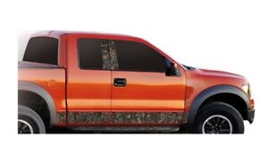Camo Wild Oak Vehicle Truck Auto Body Side Rocker Panel Graphics Decal 7308