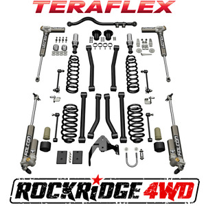 Teraflex 07 18 Jeep Jk 4 Door 3 Sport S T3 Suspension Lift W 3 2 Falcon Shocks