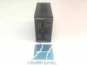 Weidmuller Connect Power 992748 0005 Power Supply