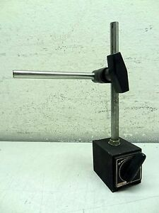 Adjustable Universal Magnetic Base Holder Stand For Dial Test Indicator Tool