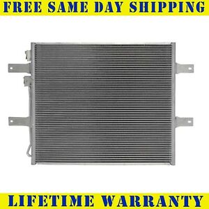 Ac Condenser For Dodge Ram 2500 Ram 3500 5 9 3657